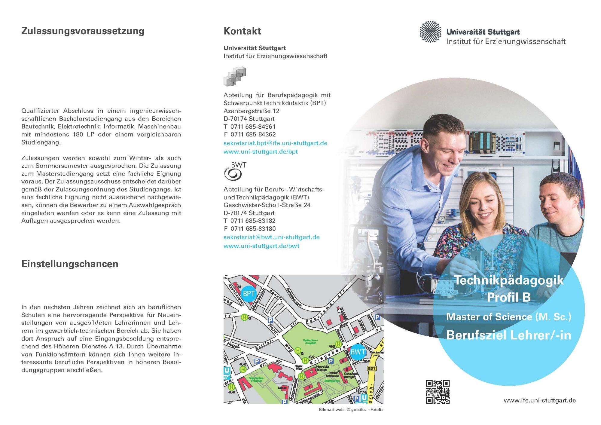 Flyer_Lehrer_Technikpädagogik_BSc_2019_Seite_1