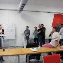 Workshop 1: Ausbildung 4.0 in der Fachschule