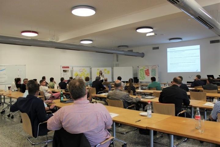 Workshop 3: Personalmaßnahmen, Gewinnung und neue Fachschulformen