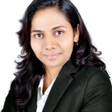 This image shows Ankita Ghorpade