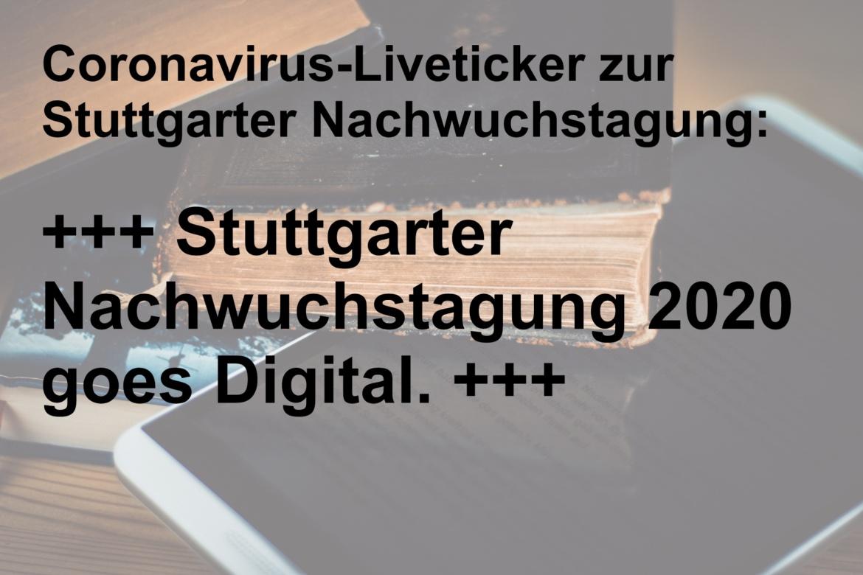 Stuttgarter Nachwuchstagung